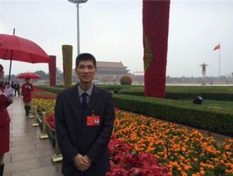 """十九大温州代表张积贵:左手""""蓝领专家""""右手""""红领书记"""""""
